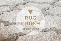 Rugs / by Eighteenth Street Orientals