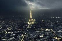 Paris / My favorite city, I love Paris / by Emanuel Alexandre