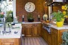 Outdoor Kitchens / by Kitchen Sales, Inc