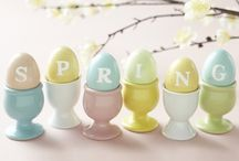 Easter, Etc. (A holiday trio) / Holiday ideas for Easter, Valentine's and St. Patrick's Day. / by Jessie Espenschade