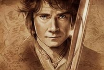 LOTR/The Hobbit/Silmarillion / by Kaitlyn Houghtling