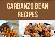 Garbanzo Bean Recipes / How can these recipes be made from beans?! They look too amazing! Here's our awesome list of healthy chick pea (garbanzo bean) recipes.  We have garbanzo bean flour recipes, garbanzo bean cookies, main dishes, side dishes and others. Side note: garbanzo bean flour is also known as chickpea flour, besan flour and gram flour. / by My Natural Family