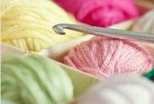 Crochet  / by Clare Arnott