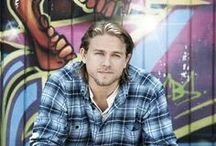 Sons of Anarchy/Charlie Hunnam / by Paulette Williams