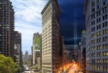 NYC. Where dreamers dare to dream big.  / by Ashlan Correia