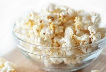 Recipes with Popcorn / by Nancy Piran (thebittersideofsweet)