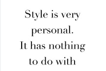 Style / by Michelle Mishelle