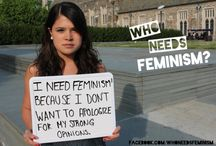 Who Needs Feminism / by Emma Russell