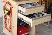 Woodworking shop / by D Englehart