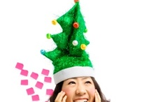 Santa Hat Office Party / Planning for an office Christmas party, or a party with just the adults. / by Funsational