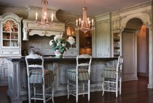Lovely Kitchens / by Tamara Emerson