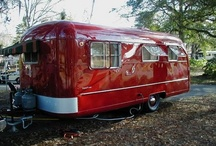 Vintage campers♥ / by Tamara Emerson