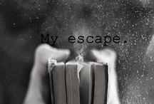 Books <3 / by Becca Barnhart