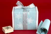 creative gift wrapping ideas / by Funsational