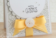"Christmas Yellows / To go with the ""May your days be Merry & Bright"" Christmas theme, pick a bright yellow! / by Funsational"