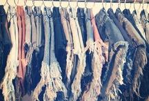 Dressing rooms  / by Kristen Vermillion