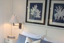 Bedroom ideas / by Polly Kelly