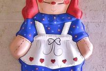 For Sale Handpainted Items / by Marsye's Quilt Blocks & Appliques