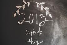 2013♥♥♥ / by Ashé Bréan