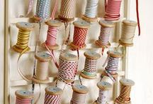 sewing room inspiration / by Bronwyn