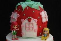 Strawberry Shortcake / by Virginia Jessup