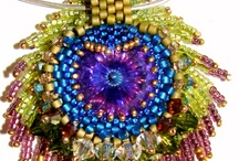 Everything Beaded / Please do not use this board for commercial purposes.  No adult material.  Enjoy pinning all of the amazing beading talents the world holds. / by Linda Yatchman
