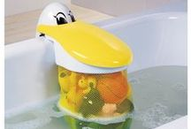 Splash, Splash - Baby Bathtime / Get your baby squeaky-clean with these bath items and toys  / by Mom Bible