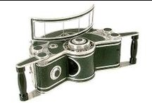 Rare, Old & Unusual Cameras / by Simon Spicknell