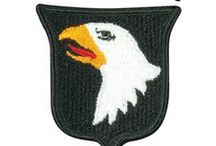 """101st Airborne Division """"Screaming Eagles"""" in WWII / by Phil Barnett"""