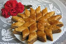 Traditional Albanian Food / Albanian Favorite Dishes and Desserts. Kuzhinë tradicionale Shqiptare. Ju bëftë mirë! / by AlbanianPlanet Follow On twitter Today
