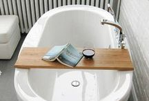 Soaking Tubs / by Interiors By Design Staging & Redesign