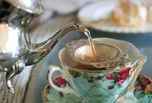 Tea Time / by Barbara Martin