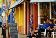 Charlotte Neighborhoods / With visually-stunning neighborhoods, Charlotte is packed with things to see and do. / by Charlotte's got a lot