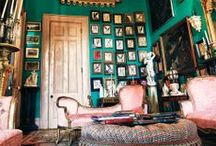 At Home: Countrypolitans / by Country Roads magazine
