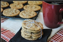 Sweet Treats / Cookies, and Cupcakes... Oh My!!!  / by Samantha Vetter