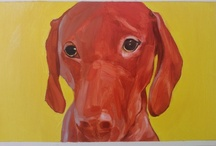 My Dog Paintings / by Ian Healy