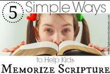 Homeschool:Bible, Faith, & Character-Building For Kids! / Resources for bible study, character building, and faith studies for kids. / by Christian Homeschool Moms {Demetria Zinga}