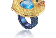 Jewels, Bijou, watches. / by Silvana Paz