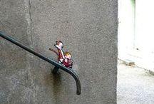 Art de la rue / by Cot Cot Cot