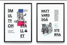 posters / by Alexandra Rancier