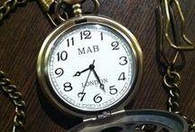 Relojes / El ser humano ha tenido la necesidad de medir el tiempo desde sus orígenes. En este espacio tendremos algunos de los mejores, raros, grandes o poco vistos relojes de la historia. Aquí veremos desde los primeros relojes hasta los más modernos y tecnológicos del momento. / by D.P.D.