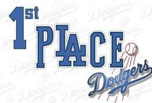 «Dodgers» / by Pat Mondragon