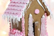Gingerbread houses  / by Ruth Paniccia