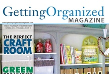 Getting Organized Magazine  / by Getting Organized Magazine
