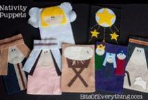 Nativity Ideas / by Heather Bowen
