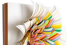 art > paper / paper arts. origami. kirigami. quilling. papier mache.  all kinds.  art.  / by brad scoggins