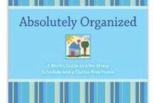 Books We've Featured in Getting Organized Magazine / Books featured in Getting Organized magazine http//:www.gettingorganizedmagazine.com to help people get and stay organized. / by Getting Organized Magazine
