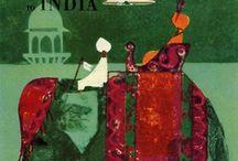Sur la route de l'Inde / Indian'Art / by Catherine Aeschlimann