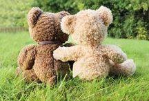 Teddy Bears / by Marilyn