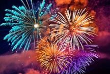 Fireworks / by Tana